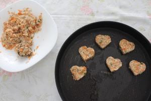 Nugget caseiro-preparação