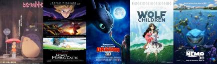 Melhores filmes de animação infantil 6-10