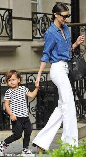 roupa gestante, roupa grávida, maternidade hoje, Miranda Kerr