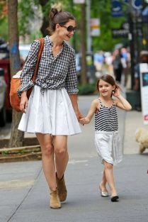 Moda mãe e filha