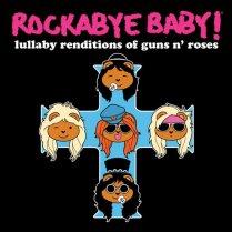 Rock para dormir - Rockabye Baby Guns