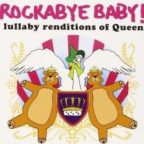Rock para dormir - Rockabye Baby Queen
