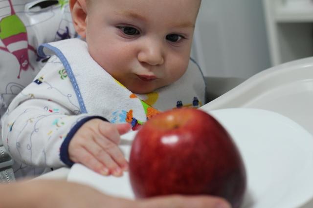 Alimentação saudável na primeira infância