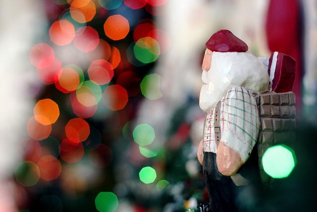 Mae, voce e o Papai Noel