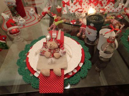 Mesa de Natal ludica 2