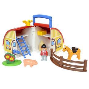 Playmobil Maleta Estábulo