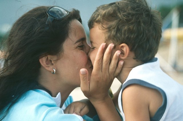Mamãe de asas-viajando sem meu filho 2